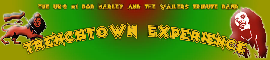 The UK's No. 1 Bob Marley & The Wailers tribute band